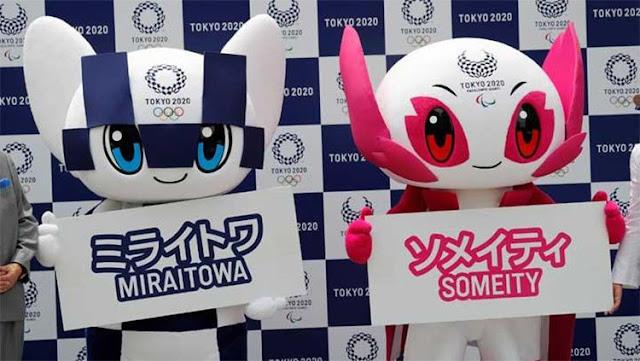 Inilah Maskot Resmi Olimpiade dan Paralimpiade Tokyo 2020