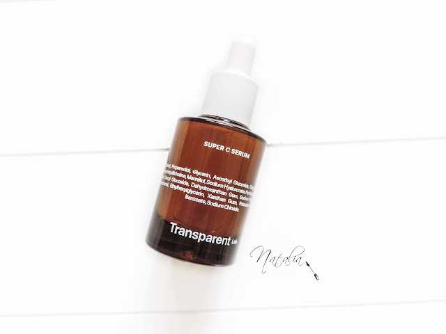 SUPER C SERUM TRANSPARENT LAB