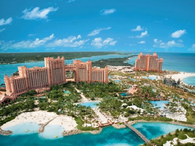 Nassau, capital das Bahamas