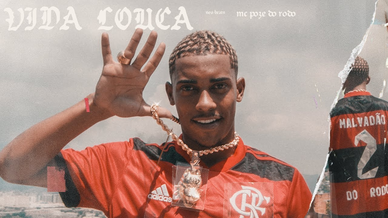 Vida Louca - MC Poze do Rodo - Vídeo, Letra e Download