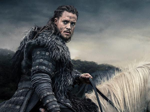 Writing About: 'The Last Kingdom' Season 2 On Netflix