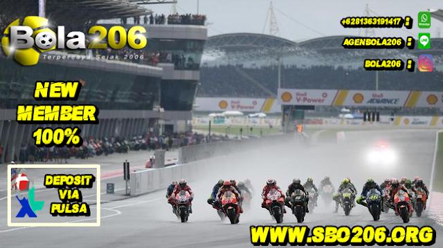 Balapan MotoGP Siap Tanpa Penonton