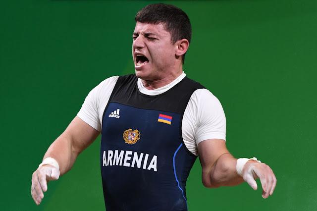 Andranik Karapetyan elbow snap