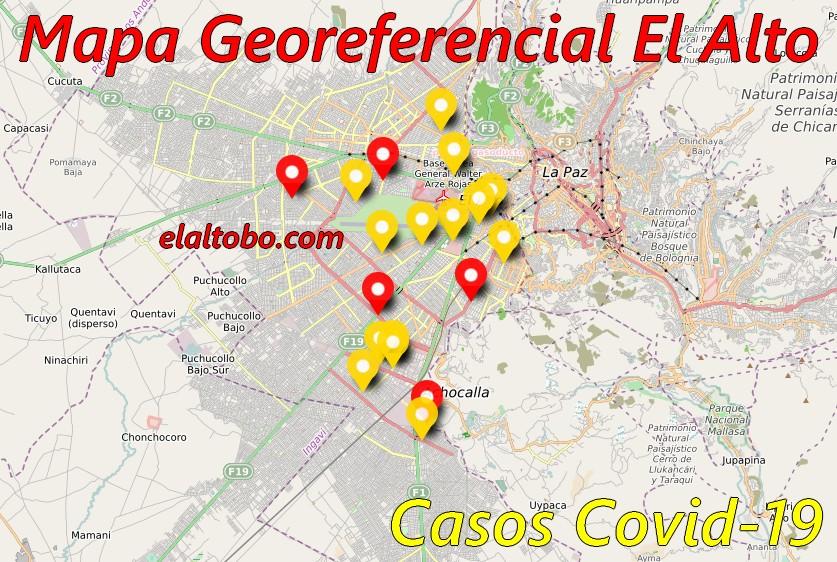Coronavirus en El Alto