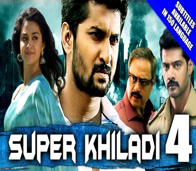Super Khiladi 4 Hindi Dubbed 300MB