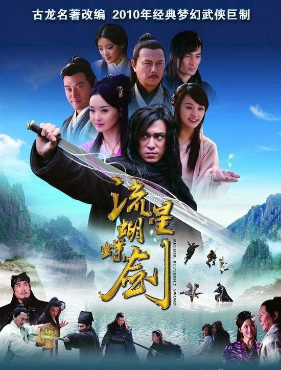 List of Popular Ancient Chinese TV Series 1993 - 2013 ...