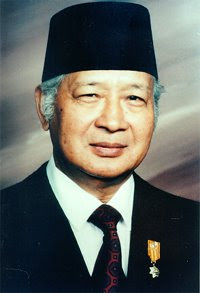 Biography of President Soeharto