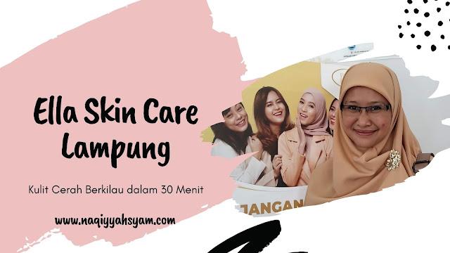 Ella Skin Care Lampung