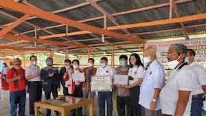 Hari ke-2 Rakernas, KMDT Resmikan Desa Binaan Sekawasan Danau Toba