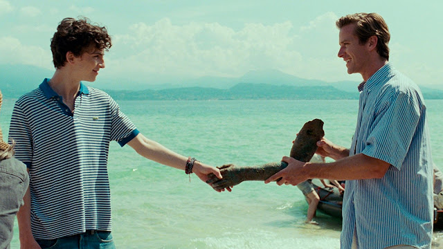 Find Me Rezension - Call Me by Your Name