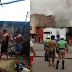 Trujillo: dos incendios golpean a familias en el Viernes Santo