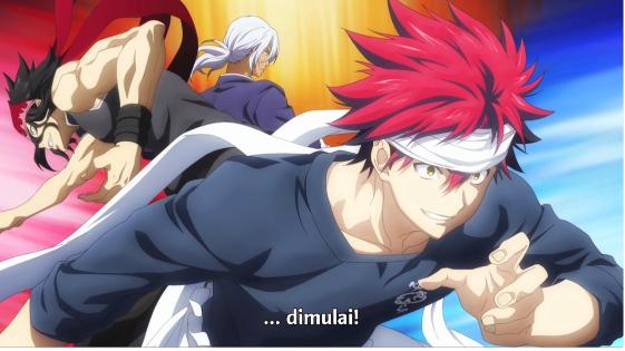 Download Anime Shokugeki no Souma: Ni no Sara Episode 9 Subtitle Indonesia