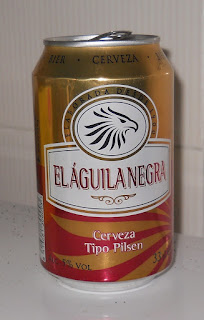 cerveza el águila negra