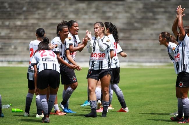 Ceará vence o Botafogo-PB de virada pelo Brasileirão Feminino A2