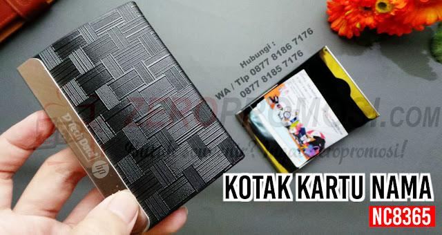 Name card case holder motif leather, Kotak kartu nama Stainless, Tempat Kartu Nama Elegant Keren murah, Tempat Kartu Nama Saku Stainless Steel, holder tempat kartu nama berkualitas, business card holder