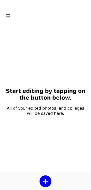 Start editing with Instasize