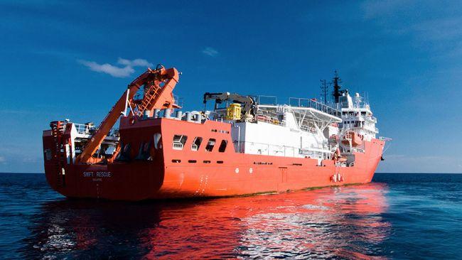 Indonesia Ternyata Tak Punya, Singapura Kirim Penyelamat Kapal Selam karena Permintaan TNI