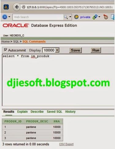 Oracle 10g database administration
