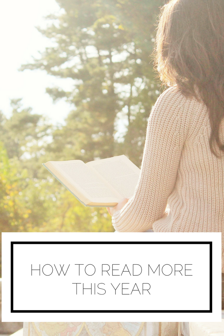 Check out why you should recommit to reading more this year and how to do it