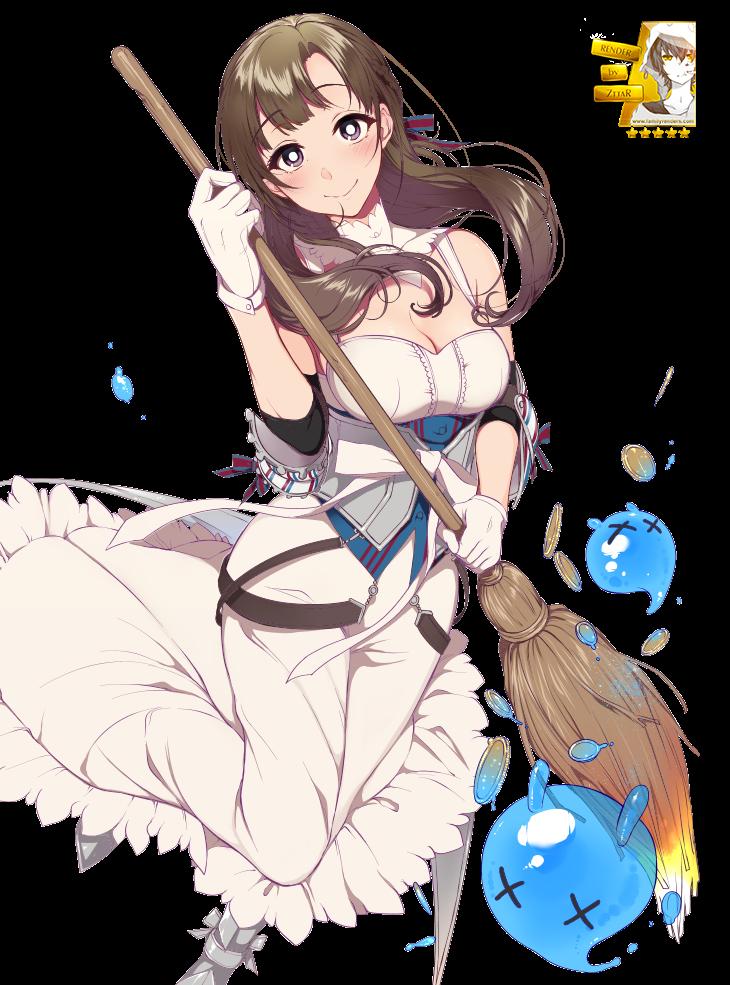 Render Oosuki Mamako #3