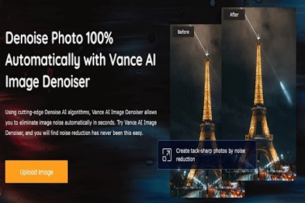 How to Fix Noisy Image Automatically with Vance AI Image Denoiser
