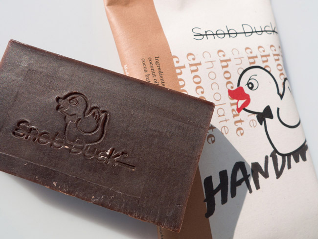 Snob Duck Handmade Soaps On Packaging Of The World