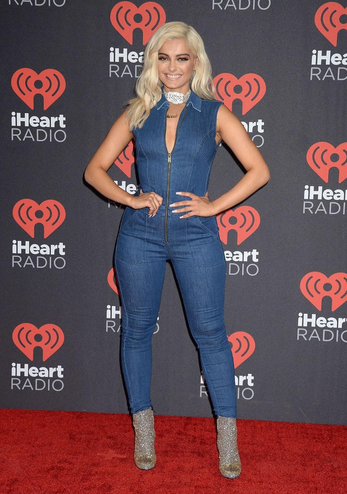 Bebe Rexha at 2016 iHeartRadio Music Festival