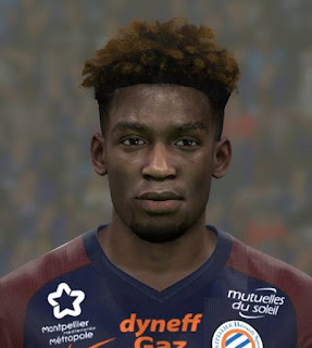 PES 2018 Faces Nordi Mukiele by Ben Hossam FaceMaker