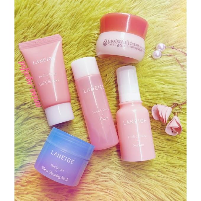 My Skincare Routine - Korean Skincare