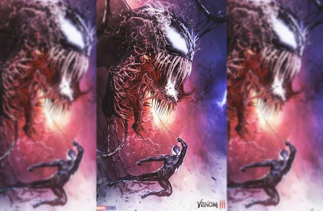 Venom 3 Poster Shows Spider-Man Symbiote Costume (Fan-Made)