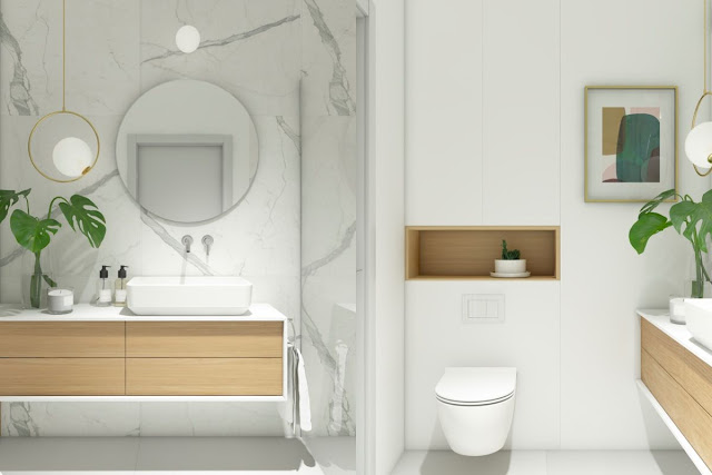 Bathroom Design Ideas For Small Spaces In America