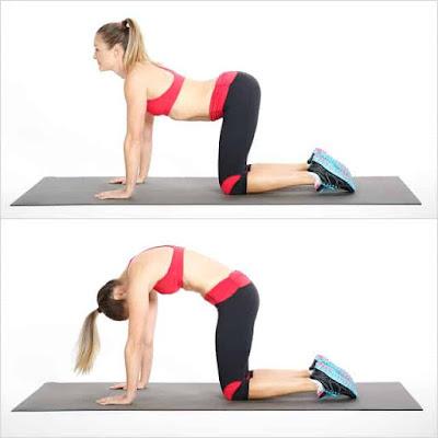 Tips to do Cat-Cow Pose (Marjaryasana-Bitilasana) during pregnancy