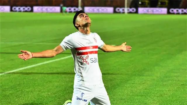 أشرف بنشرقي يرفض تجديد عقده مع نادي الزمالك المصري