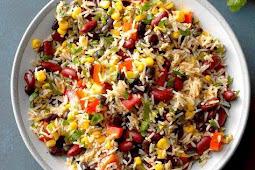 ★★★★★     Cool Beans Salad