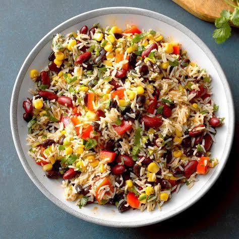 ★★★★★ |   Cool Beans Salad