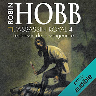 Couverture du livre audio : L'assassin royal 4