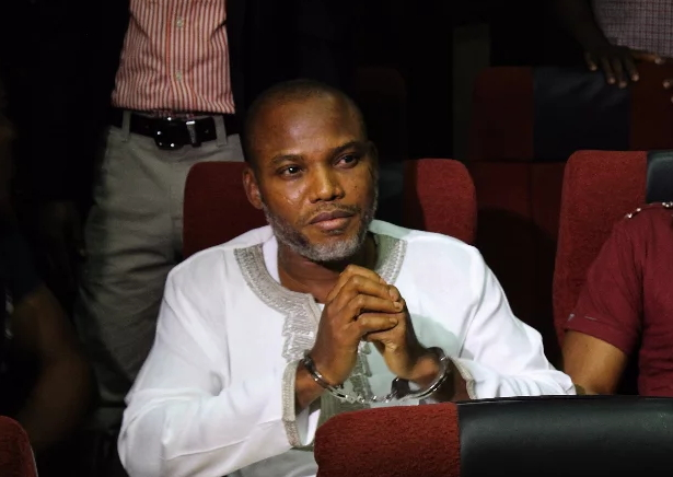 nnamdi kanu has violated bail condition