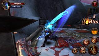 تحميل لعبة Blade Of God خرافية + اوف لاين للاندرويد