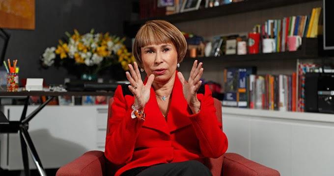 ALICIA ARANGO, LA MINISTRA CARTAGENERA QUE MÁS ESTÁ DANDO DE QUE HABLAR EN COLOMBIA