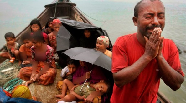 Luahan Menyedihkan Penduduk Rohingya Selepas Dizalimi Seteruk-teruknya Kerajaan Myanmar