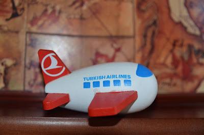 Volar con Turkish Airlines, una delicia turca del aire.