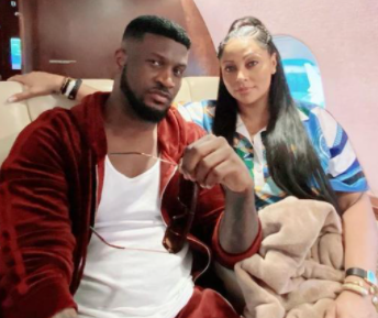 Nigerians compare Peter Okoye to Prince Harry who also left his 'family for his wife'
