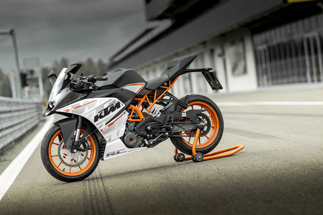 image and price of ktm rc 390