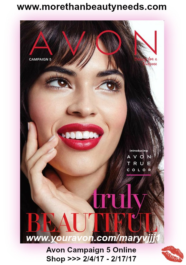 AVON Brochures Online - View Avon Campaign 5 Catalogs 2017 - Your Makeup Beauty Blog