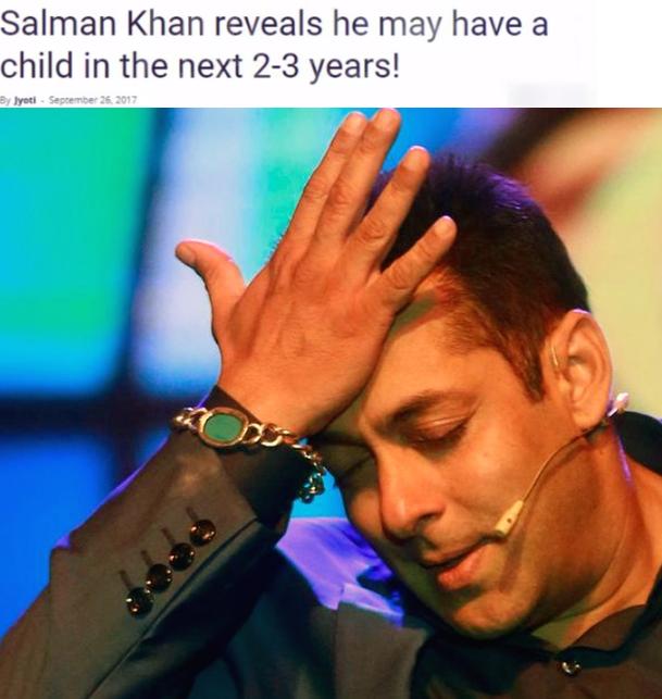 Bollywood Star Salman Khan, Shahrukh Khan and others is Using Surrogacy Method
