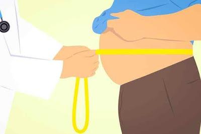 تخسيس منطقة البطن فقط