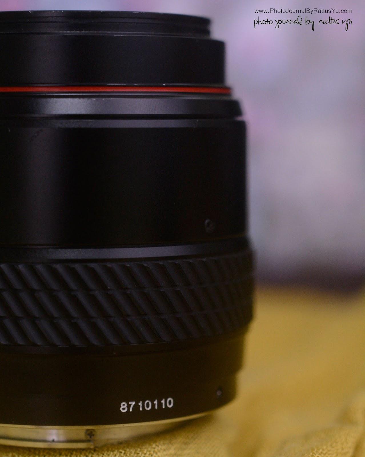 Tokina AF 28-70mm f/3.5-4.5 Macro SD