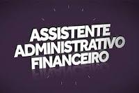 Assistente ADM/Financeiro