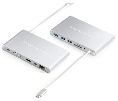 Hyper USB C Hub 11-in-1 Surface PC Docking Station