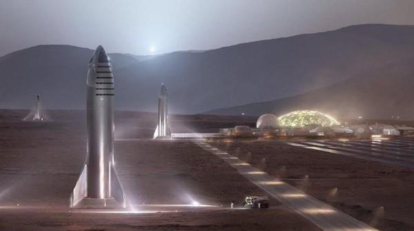 Roket Starship